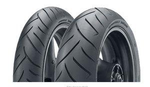 110/70R17 Dunlop 54W SX RSMART