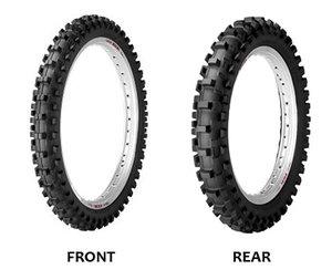 110/100-18 Dunlop 64M D773